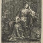 Jacques Firmin Beauvarlet; after Joseph-Marie Vien