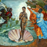 Harmonia Rosales - La naissance de Vénus